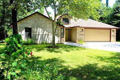 Single Family Home For Sale: 6806 Nickaburr Creek Drive