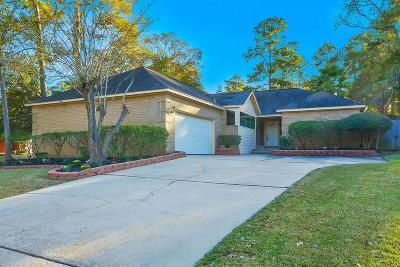 Montgomery Single Family Home For Sale: 1117 April Waters Drive N