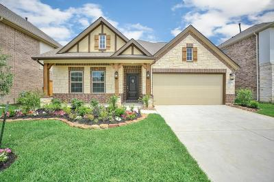 Tomball Single Family Home For Sale: 21726 Rose Maris Lane