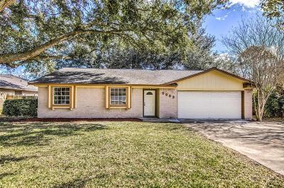 Rosenberg Single Family Home For Sale: 2003 Jones Street