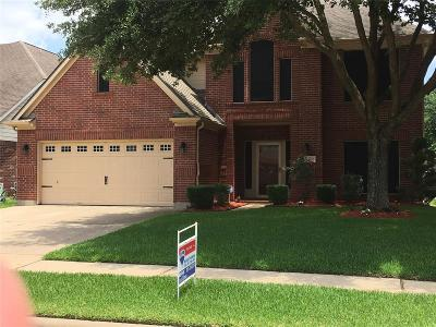 Pasadena Single Family Home For Sale: 4807 Water Oak Drive