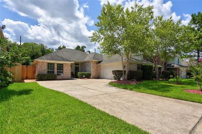 Summerwood Single Family Home For Sale: 13415 Caney Springs Lane