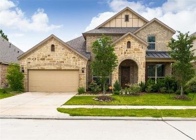 Kingwood Single Family Home For Sale: 26021 Knights Tower Drive