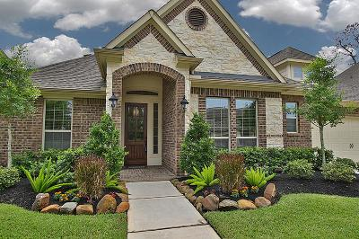 Cypress Single Family Home For Sale: 13803 Rivendell Crest Lane