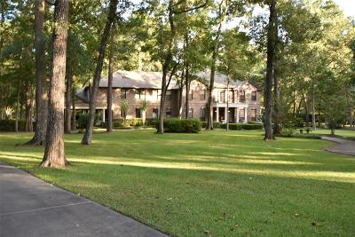 Conroe, Magnolia, Montgomery, The Woodlands, Willis Single Family Home For Sale: 37502 Pinwood Court