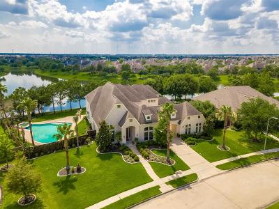Pearland Single Family Home For Sale: 11904 Crescent Bluff Drive