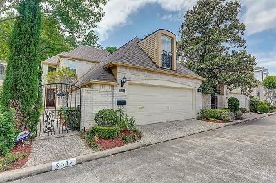 Houston Single Family Home For Sale: 9517 Bayou Brook Street