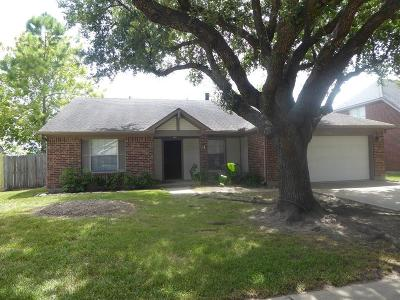 Pearland Single Family Home For Sale: 4706 Linden Place