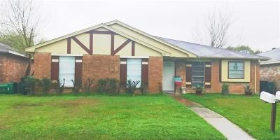 Houston Multi Family Home For Sale: 12708 Bexley Drive