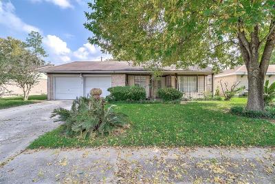 Houston Single Family Home For Sale: 14515 Alkay Street