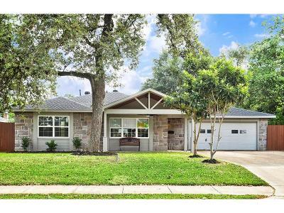 Houston Single Family Home For Sale: 10301 Moorberry Lane