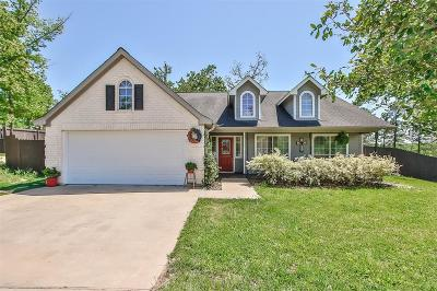 Montgomery Single Family Home For Sale: 23665 Spring Branch Trail