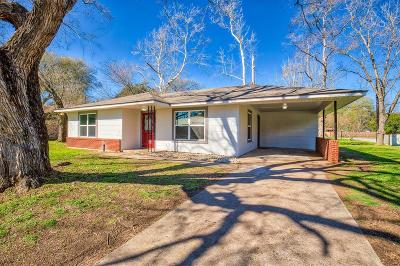 Brenham Single Family Home For Sale: 509 Sandra Drive