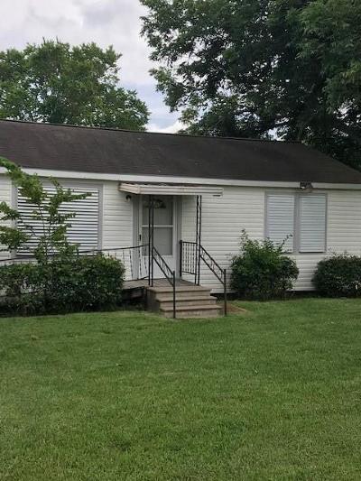 La Marque Single Family Home For Sale: 3810 McKinney Extension Extension