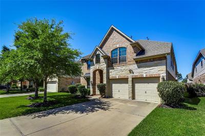 Katy Single Family Home For Sale: 6110 Coastal Grove Lane