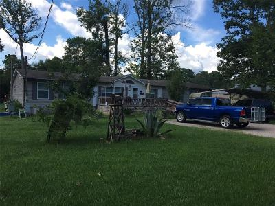 New Caney Single Family Home For Sale: 21915 Southpark Street