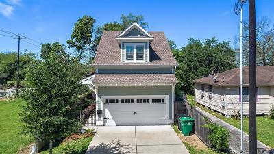Houston Single Family Home For Sale: 3503 Europa Street
