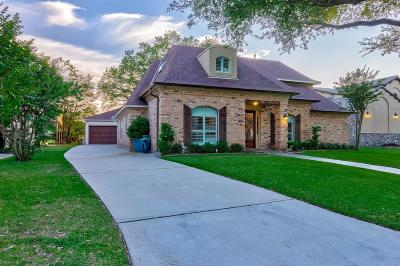 Houston Single Family Home For Sale: 7415 Cart Gate Drive Drive