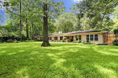 Piney Point Village Single Family Home For Sale: 210 Merrie Way Lane