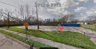 Pasadena Residential Lots & Land For Sale: 2912/2918 Lafferty Road