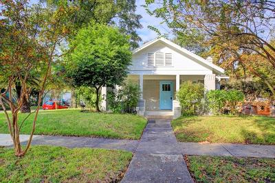 Houston Single Family Home For Sale: 401 Cordell Street