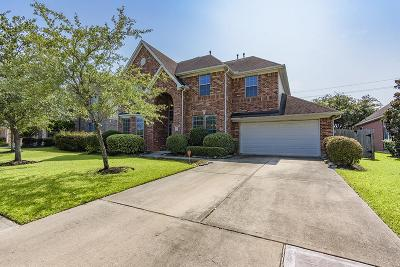League City Single Family Home For Sale: 1120 Rippling Spg