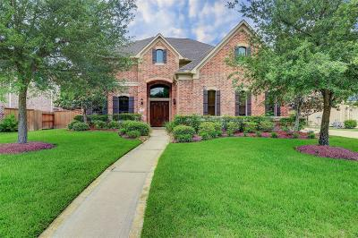Katy Single Family Home For Sale: 4511 Summits Edge Lane