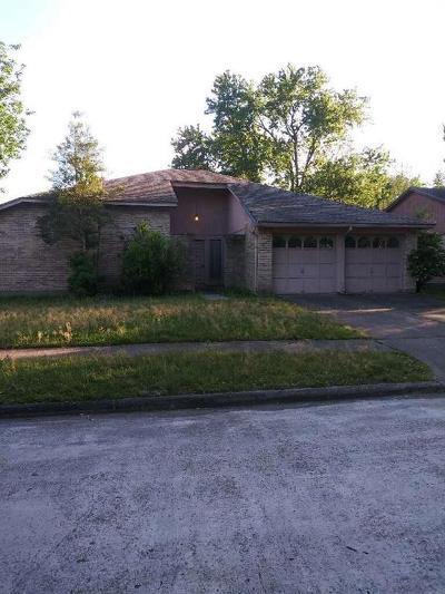 Single Family Home For Sale: 8334 Buckeye Glen Lane