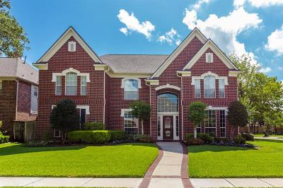 Sugar Land Single Family Home For Sale: 1802 Wild Violet Court