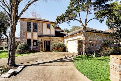 Houston Single Family Home For Sale: 926 Fleetwood Place Drive