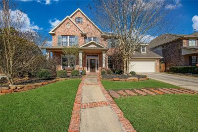 Humble Single Family Home For Sale: 7419 Stonebridge Creek Lane