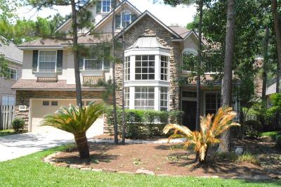 The Woodlands Single Family Home For Sale: 15 Howell Creek Place
