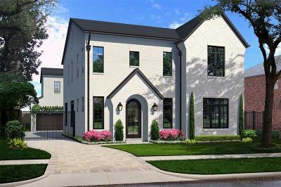 Houston Single Family Home For Sale: 3238 Locke Lane