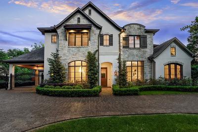 Houston Single Family Home For Sale: 11713 Longleaf Lane