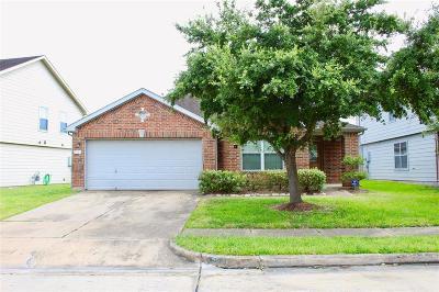 Missouri City Single Family Home For Sale: 3511 George Washington Lane