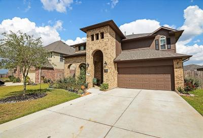Richmond Single Family Home For Sale: 8607 Marble Terrace Court