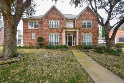 Sugar Land Single Family Home For Sale: 4814 Keneshaw Street