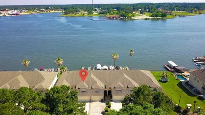 Conroe Condo/Townhouse For Sale: 14835 Marina Drive