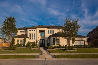 Fulshear Single Family Home For Sale: 28014 Starlight Harbor Lane