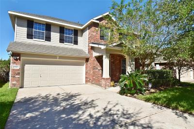 Humble Single Family Home For Sale: 15019 Sierra Sunset Drive