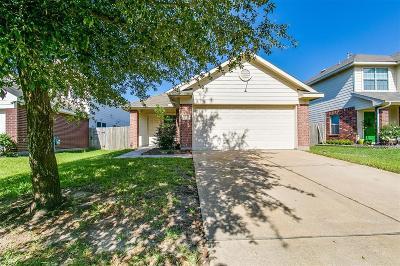 Single Family Home For Sale: 4711 Cypress Dawn Lane