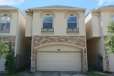 Houston Single Family Home For Sale: 5819 Petty Street #B