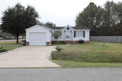 Conroe TX Single Family Home For Sale: $89,950