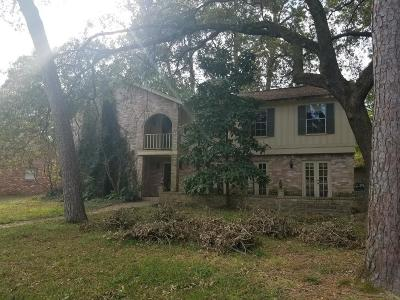 Single Family Home For Sale: 3819 Fernglade Drive