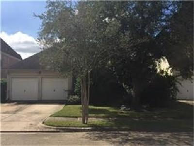 Sugar Land Single Family Home For Sale: 3114 Monet Drive