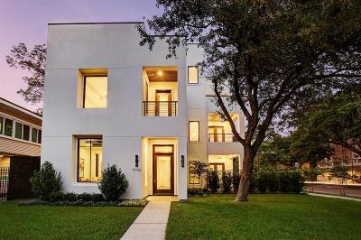 Houston Single Family Home For Sale: 1502 Harold Street