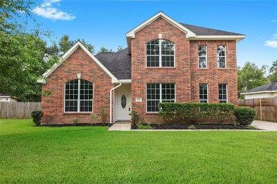 Conroe Single Family Home For Sale: 612 Spring Forest Drive