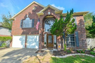 Katy Single Family Home For Sale: 20402 Avery Point Drive