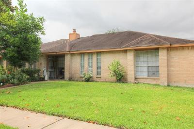 Katy Single Family Home For Sale: 19223 Plantain Drive