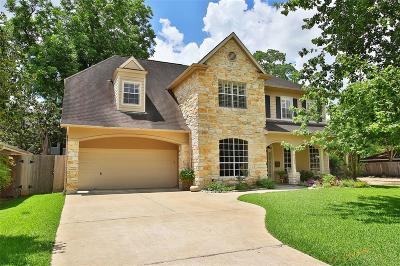 Harris County Single Family Home For Sale: 5203 Patrick Henry